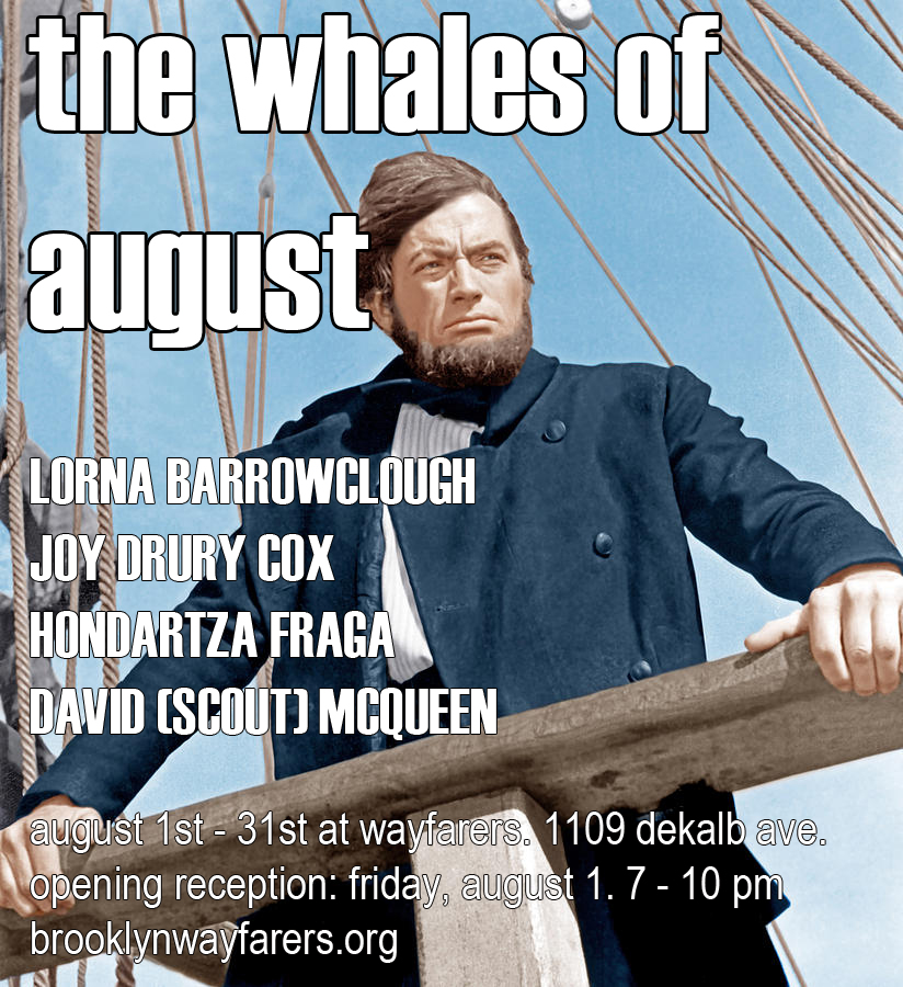 2014.08 The Whales of August
