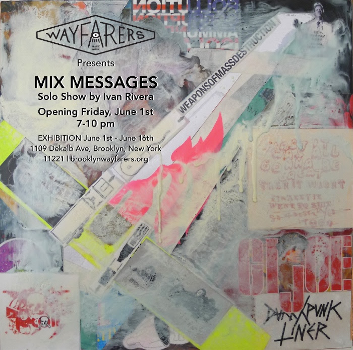 "2018. 06 ""Mix Messages"""