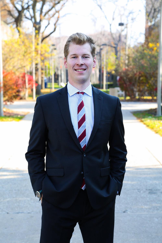 Benjamin Einersen - President
