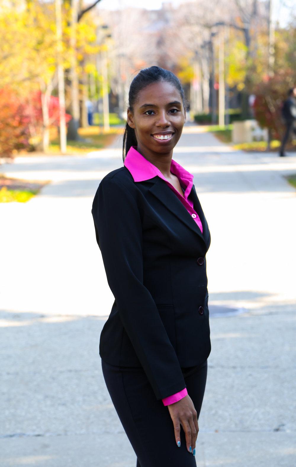 Constance Woods - PR Director