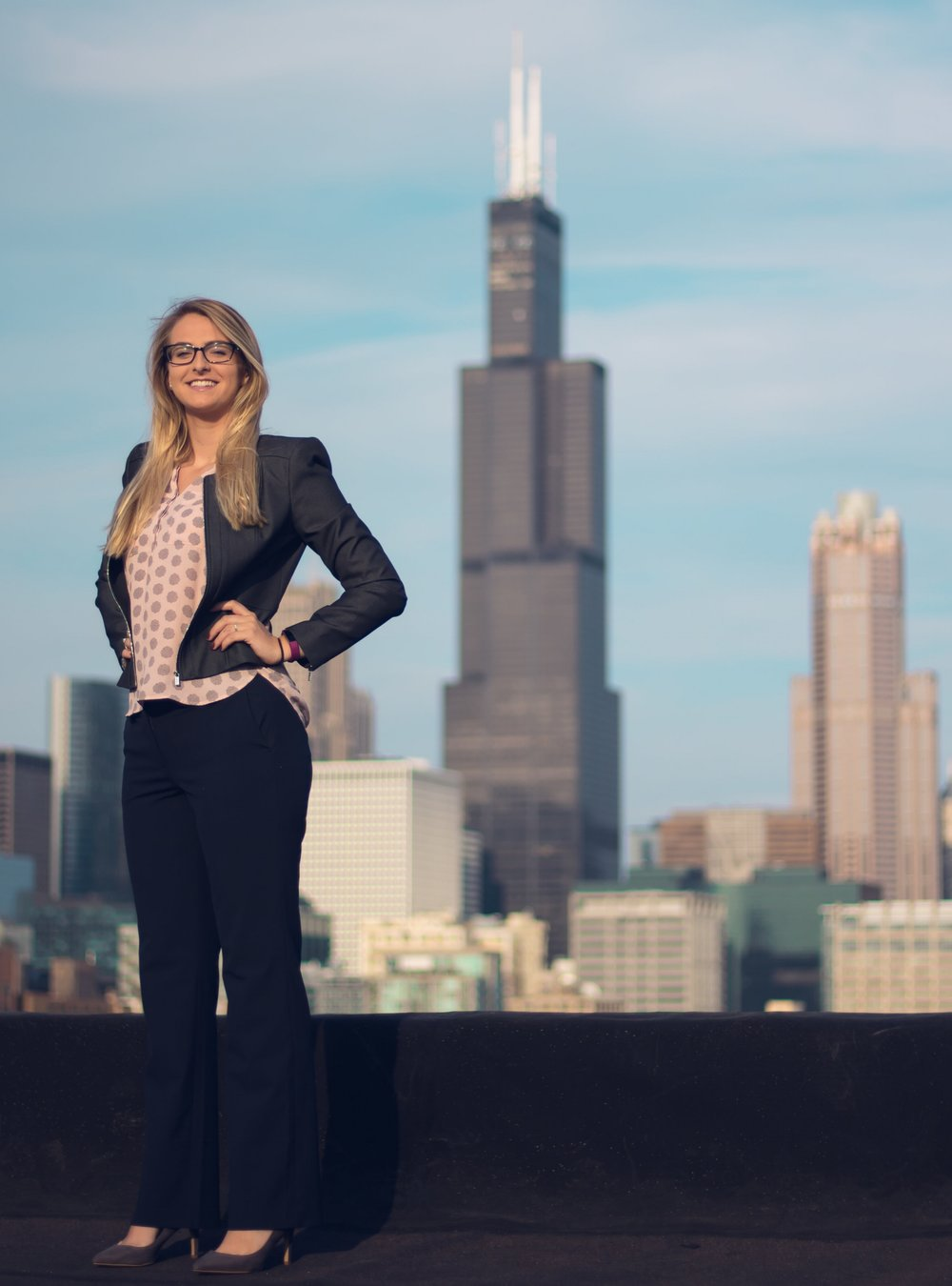 Catherine Minter - President