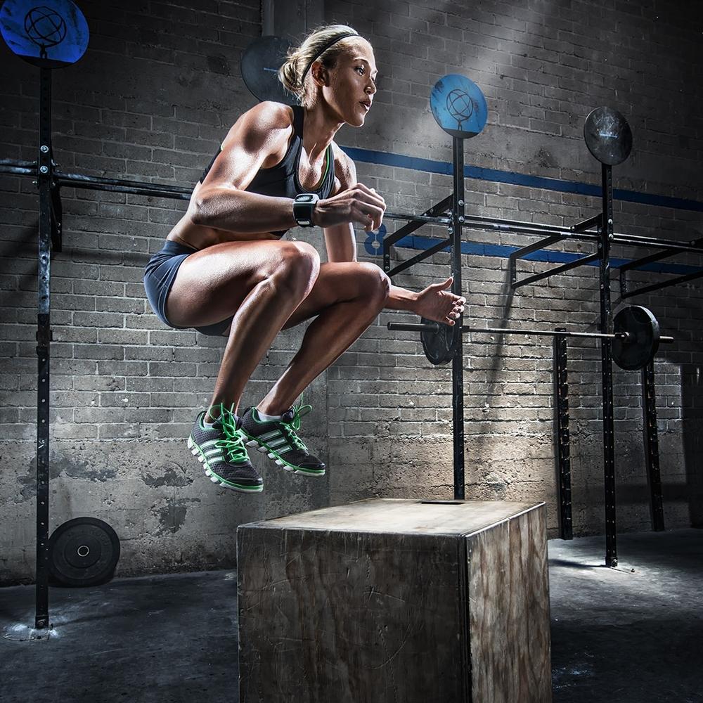athlete chiropractor