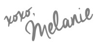 pretty little blog signature