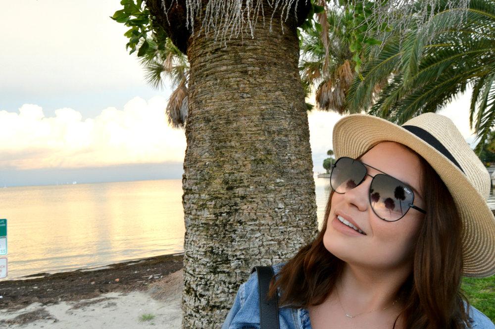 Melanie Mineau Sunglasses