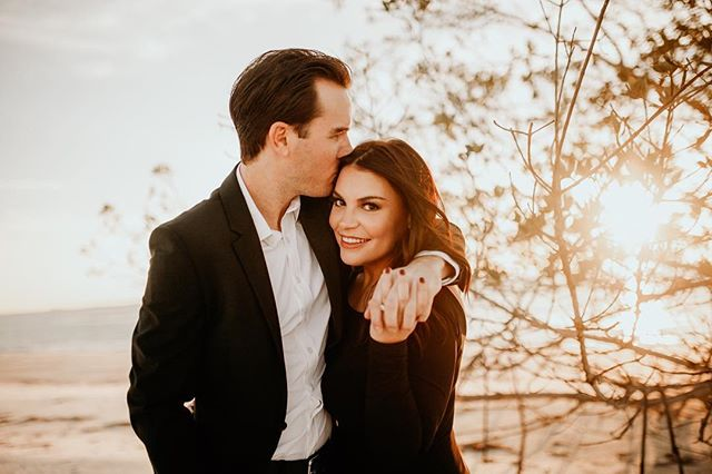 We got our engagement photos back and I'm in love! With my fiancé, and with the pictures.😍 Looking through them reminds me of how grateful I am for Brian...and the fact he trusts me enough to go along when I say we need to order smoke bombs and some formalwear. @alysonhallphoto did such an amazing job. I wish we could go back and do it all over again. If you need me, I'll just be looking at these photos from now until forever.❤️💍 ⠀ ⠀⠀⠀⠀⠀⠀⠀⠀⠀ ••••• #bestfriends #engaged #engagementphotos #ido #fiance #bridetobe #florida #lovefl #engagementpics #ftdesoto #stpete #stpetersburg #stpetefl #proposal #theknot #misstomrs #isaidyes #engagementphoto #futuremrs #putaringonit #feyoncé #oncloudnine #sunset #floridasunset #wifedup #engagementring #marriage #winterphotoshoot