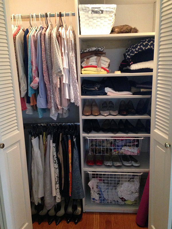 Closet 1 AFTER