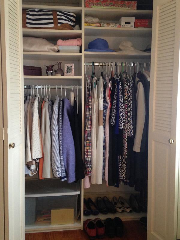 Closet 2 AFTER