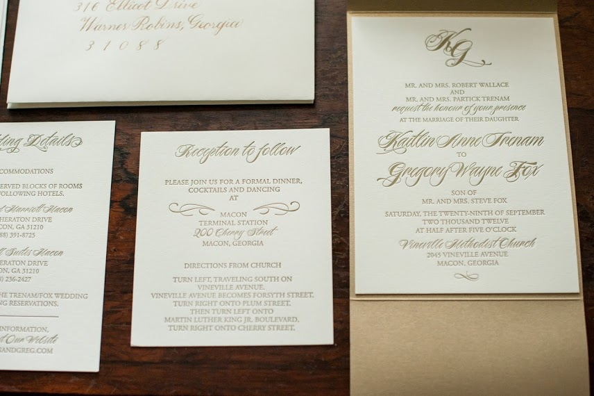 Gold and Ivory Letterpress Invitation.jpg