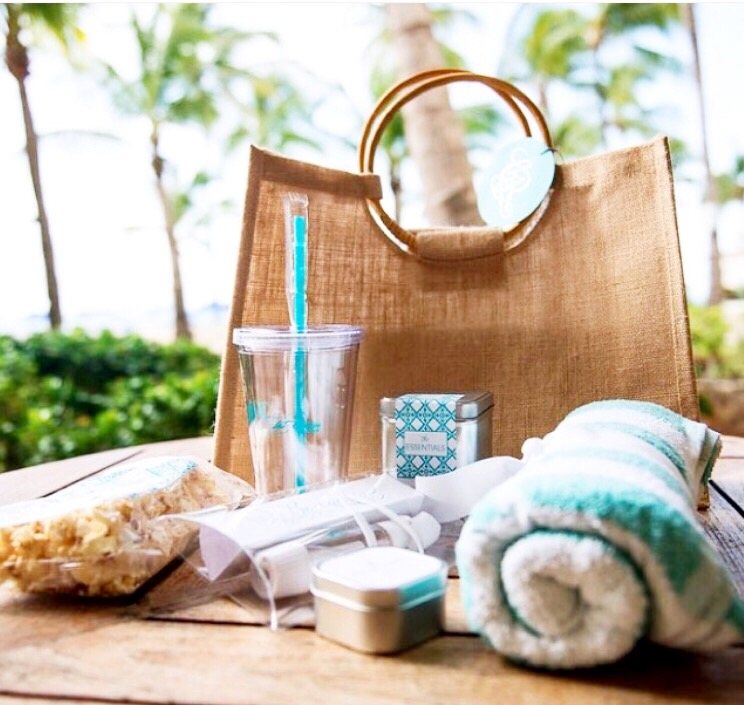 Coterie Retreat Gifts - Barbados