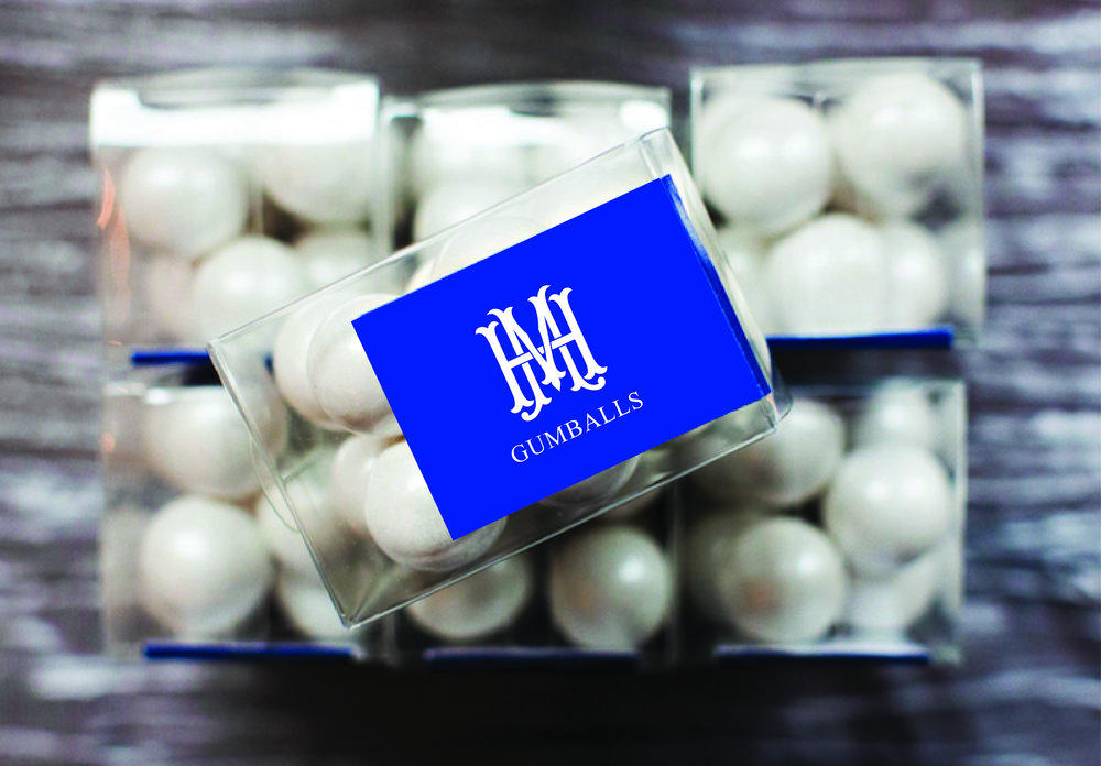 Branded Wedding Favors