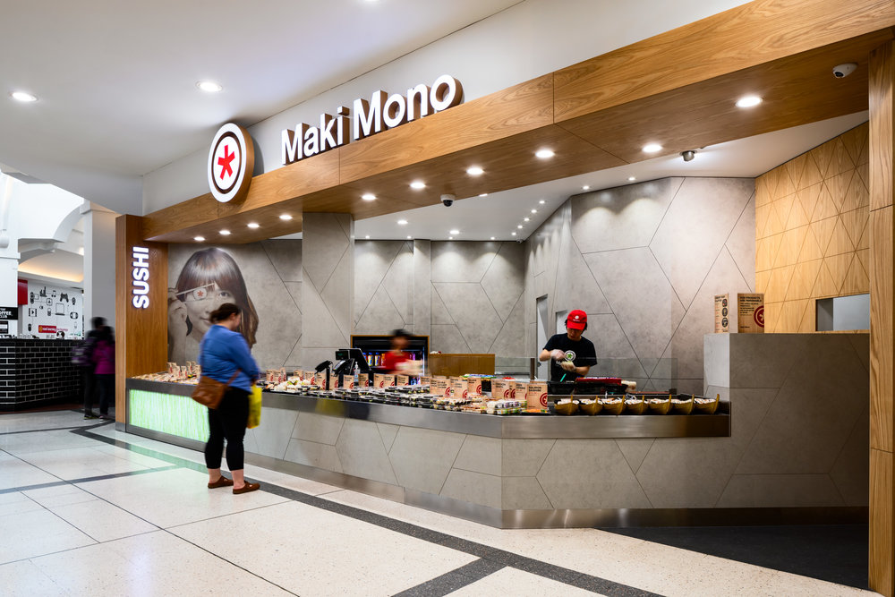 Maki Mono – Westfield Riccarton