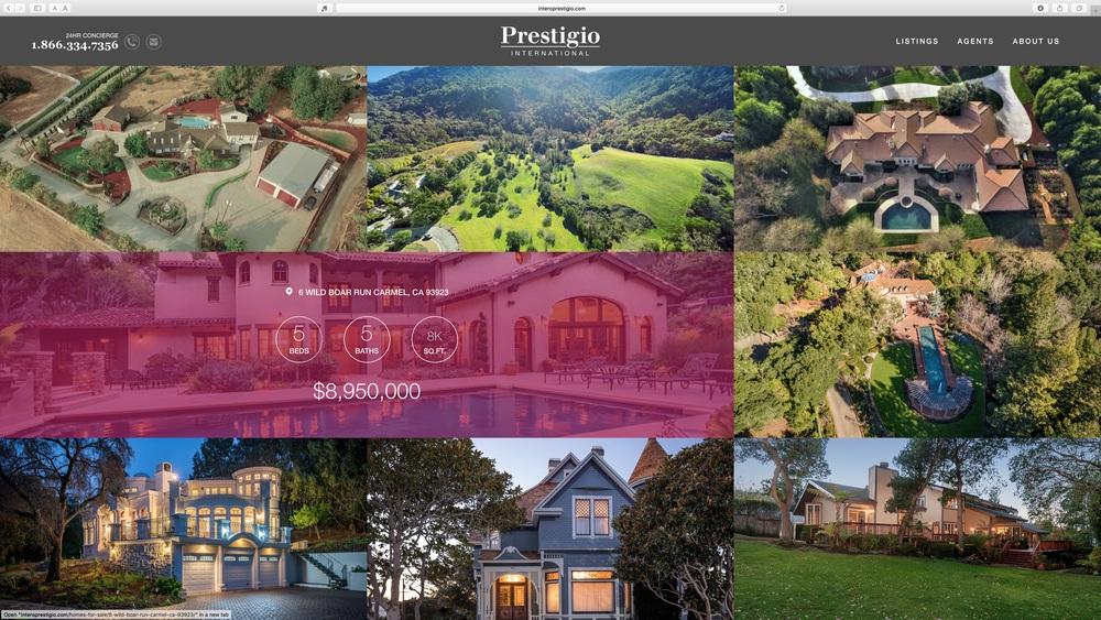 Luxury Listing Showcase from Intero Prestigio - The luxury division of Intero Real Estate Services.