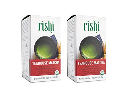 Rishi Organic Teahouse Matcha