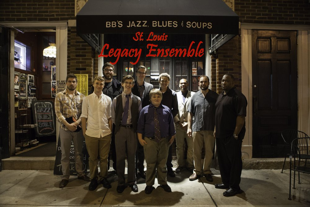 St. Louis Legacy Ensemble at BB's
