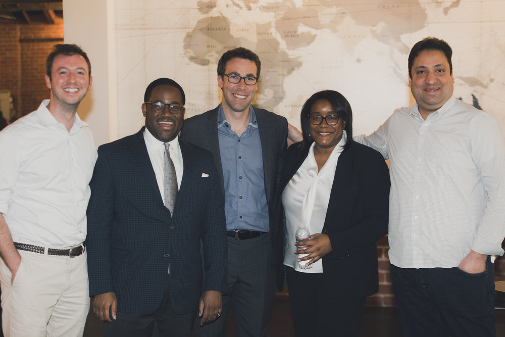 Healthcare Summit - March 2017 - We hosted a discussion on the future of healthcare with Danielle Gray (Cabinet Secretary for President Obama), Assm. Ridley-Thomas, Matt Kozlov, and Nick Desai.