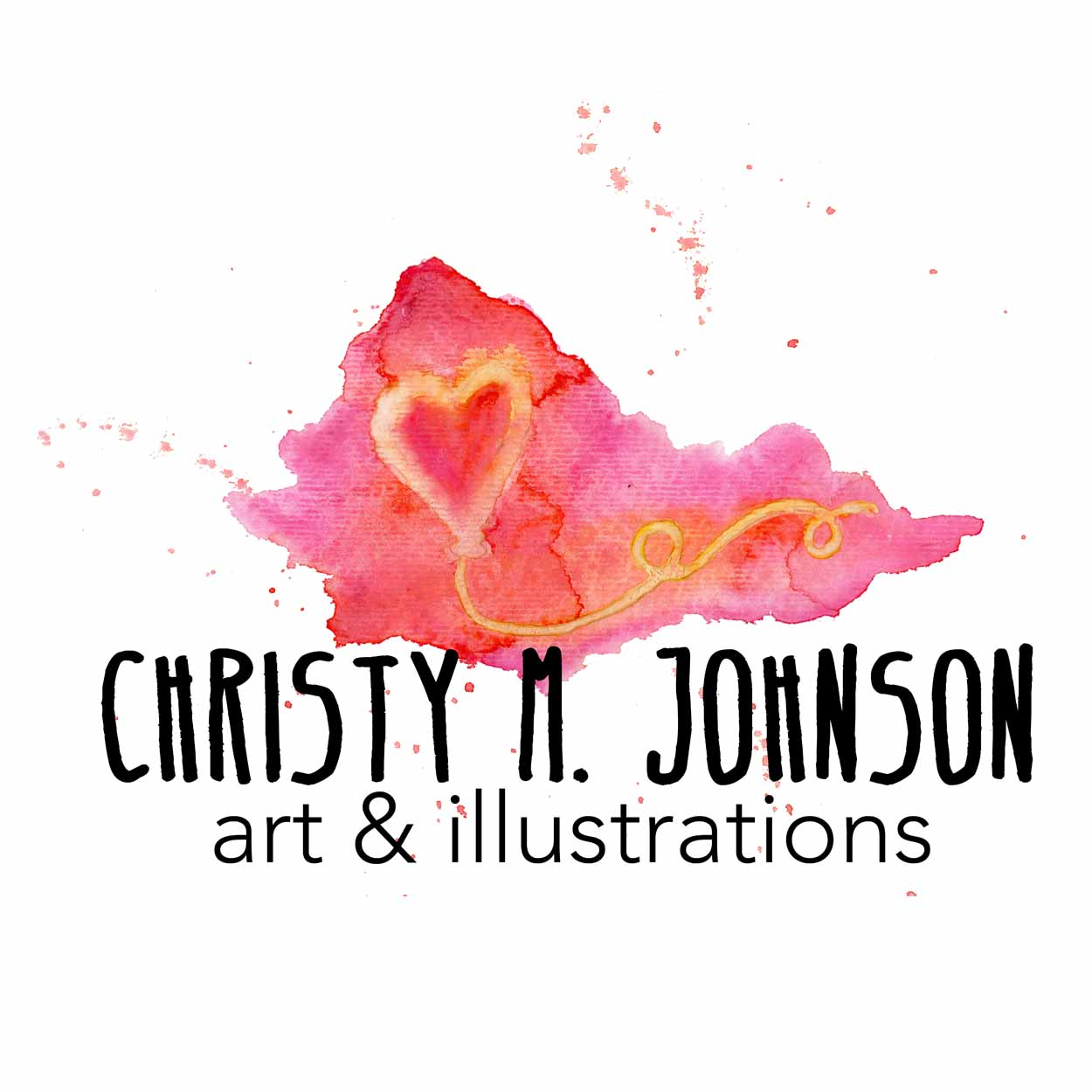 Christy M Johnson Art & Illustrations