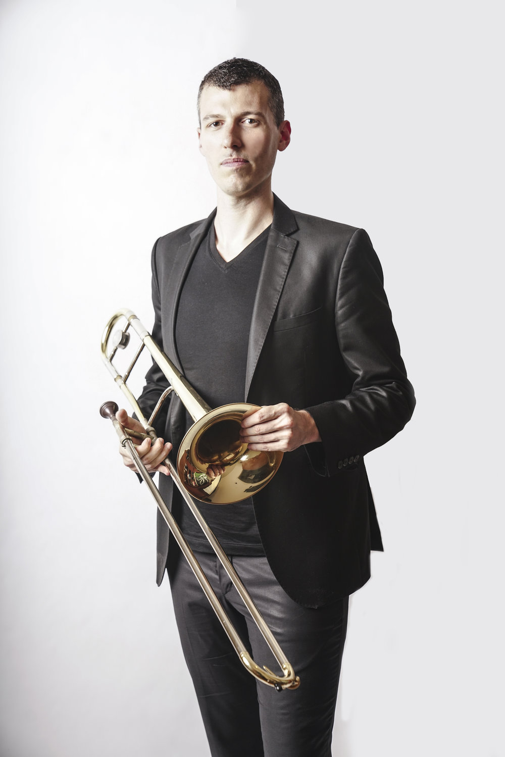 Nick Finzer Jazz Trombonist, Composer, Producer