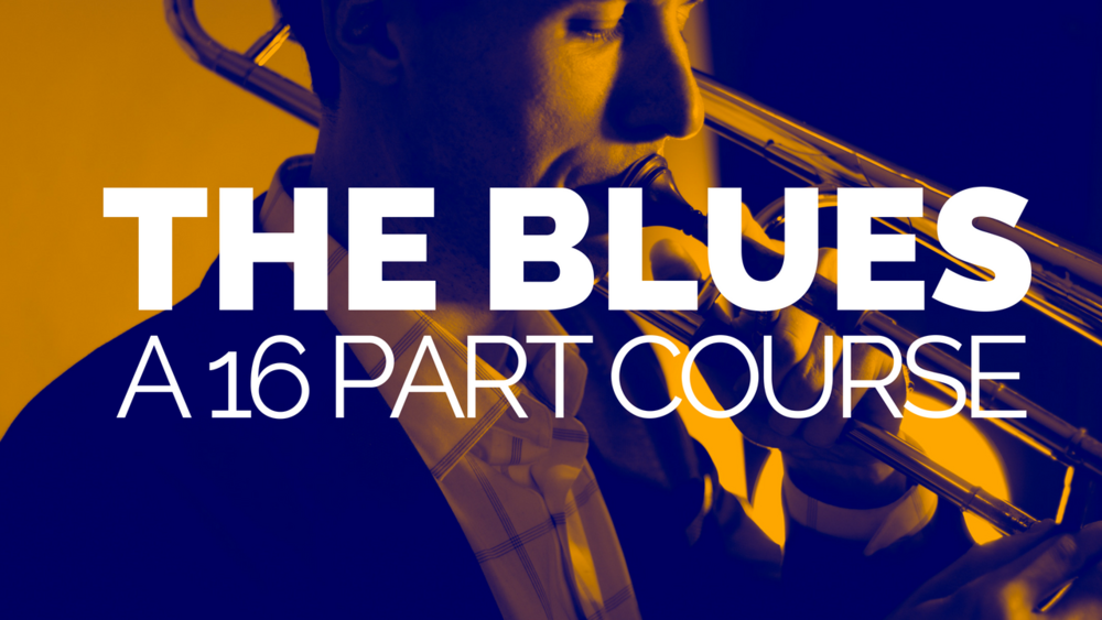 Learn to play the Blues