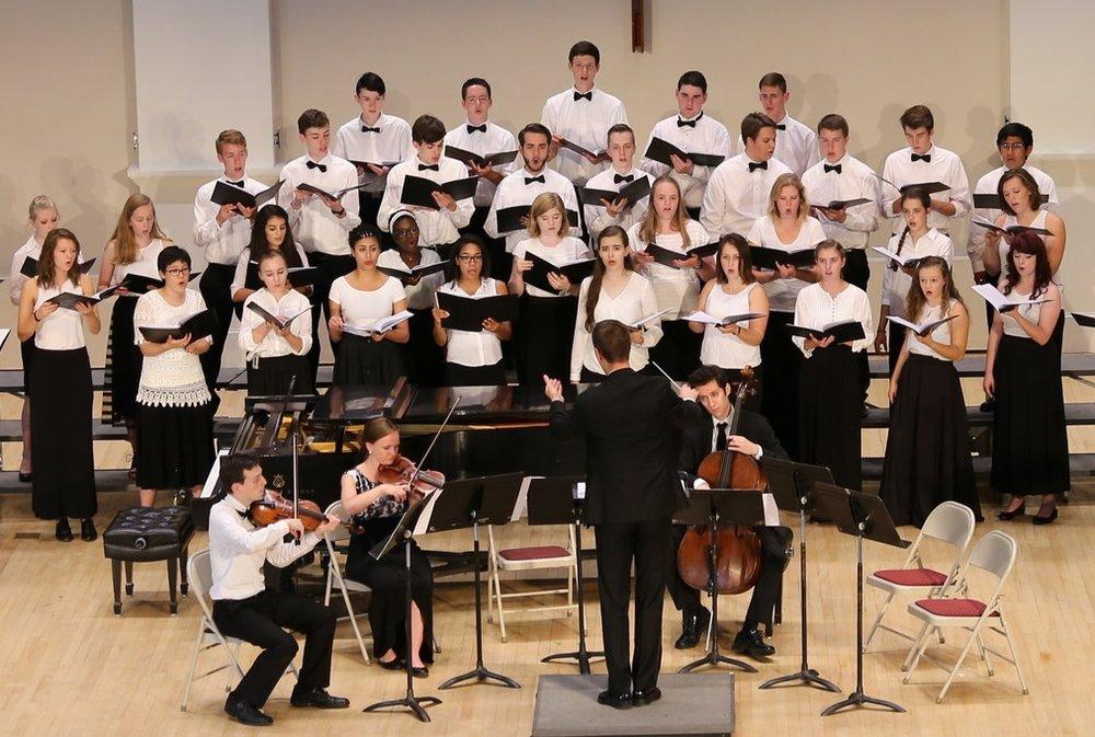 Chamber Choir -