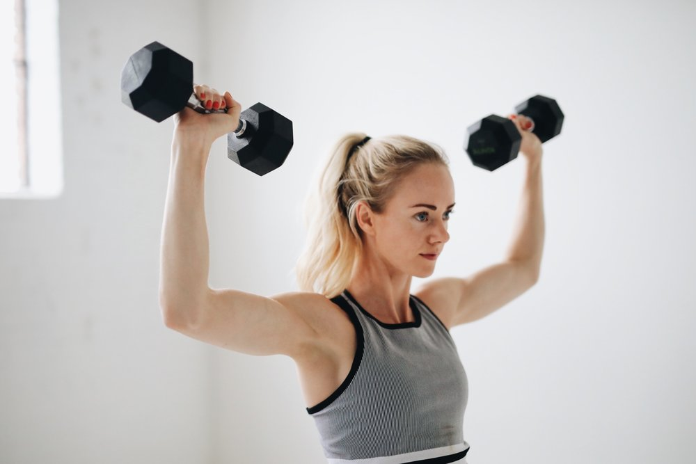 weight lifting where to begin momstrong