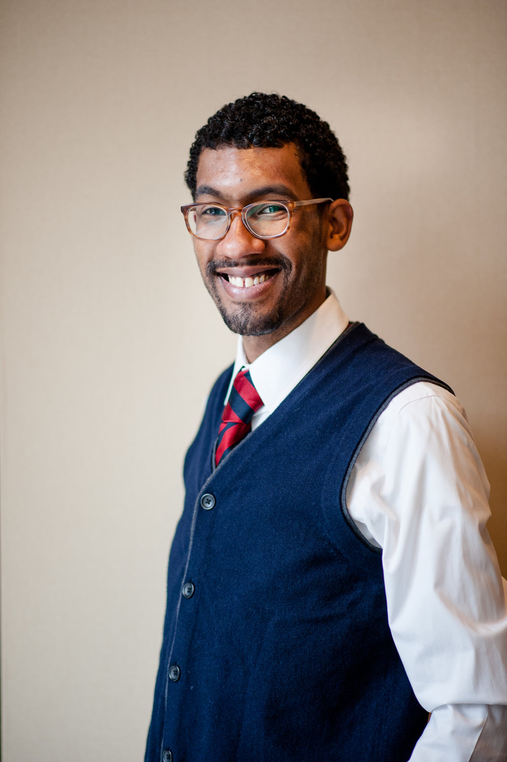 Trey Rabun, Family Outreach Specialist for Amara, based in Seattle, WA