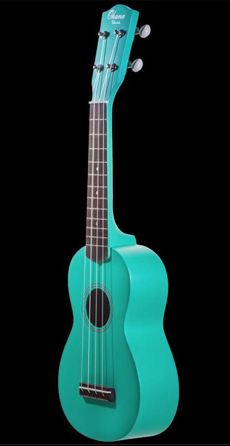 Ohana SK-10 Ukulele Turquoise.png