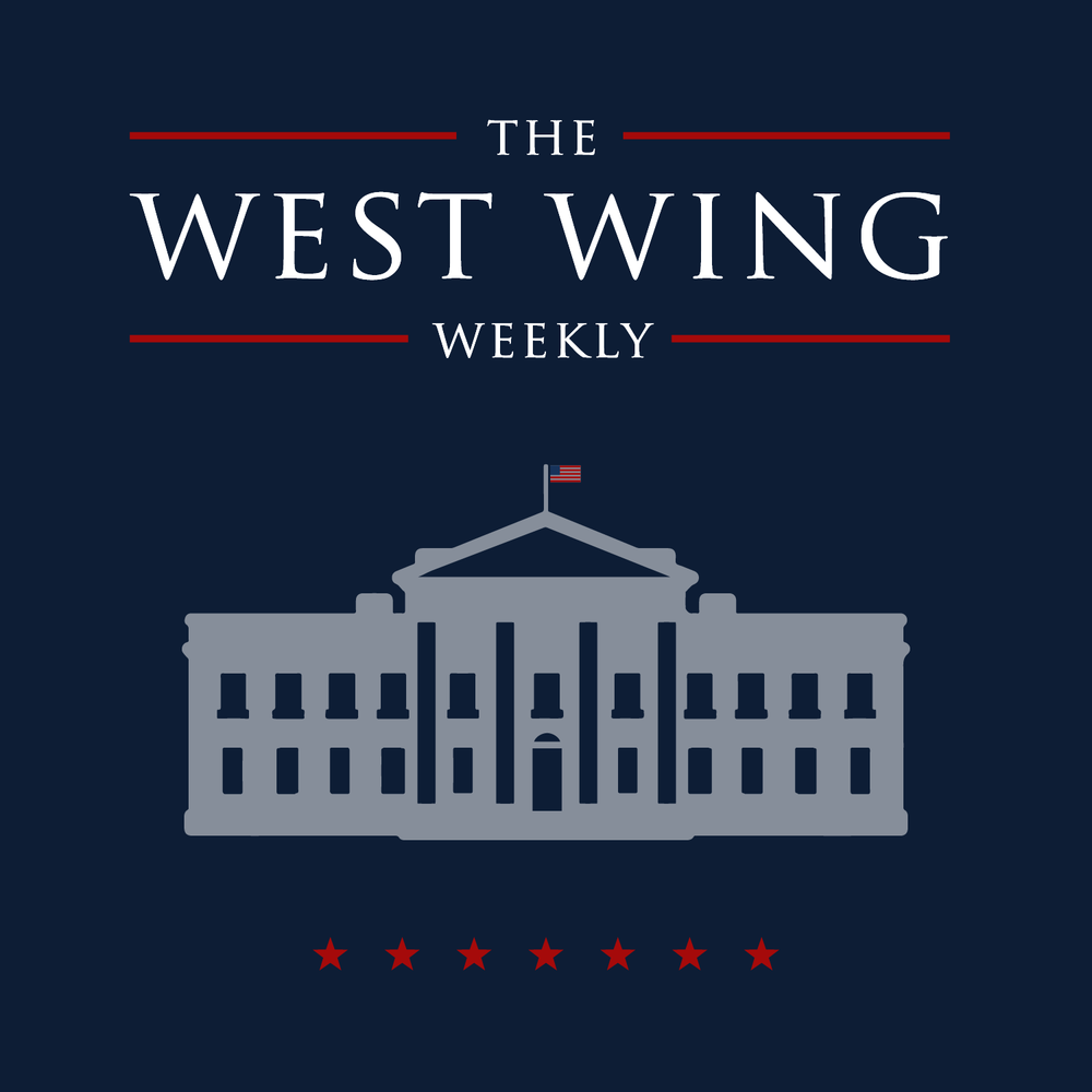 pilot the west wing weekly