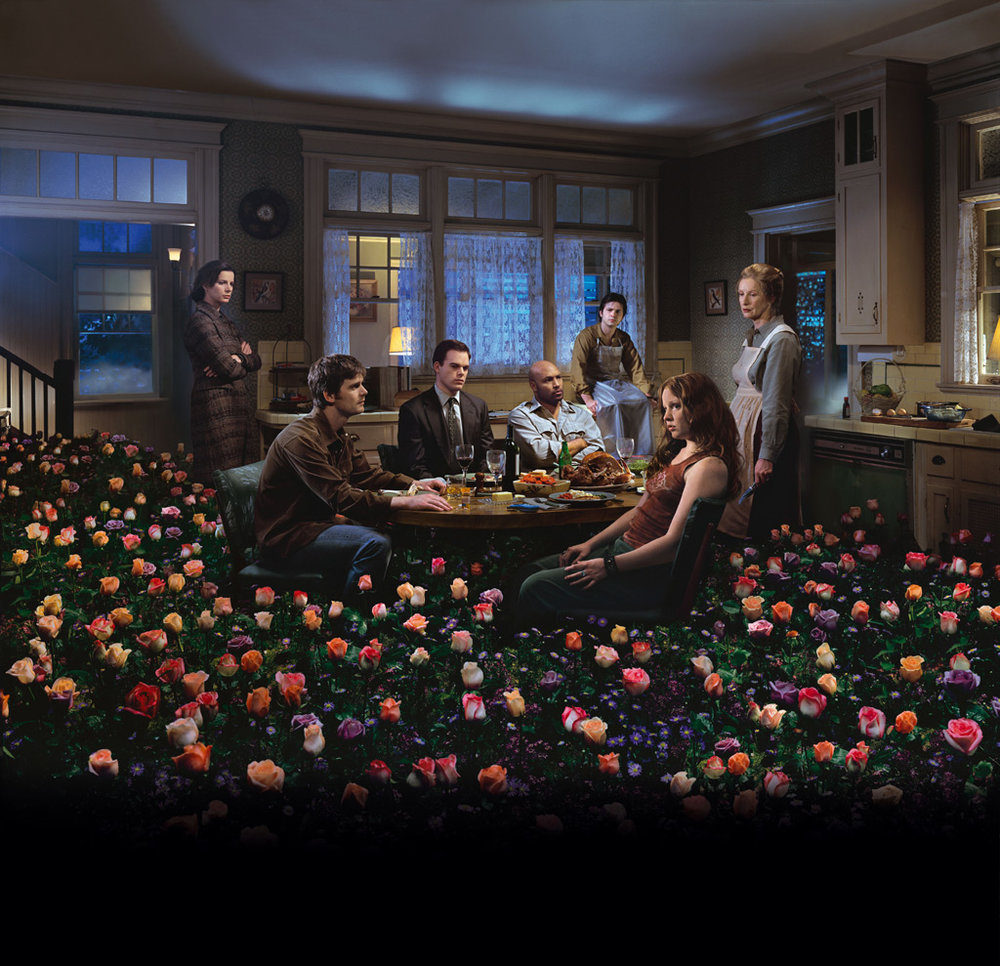 Gregory Crewdson - Six Feet Under