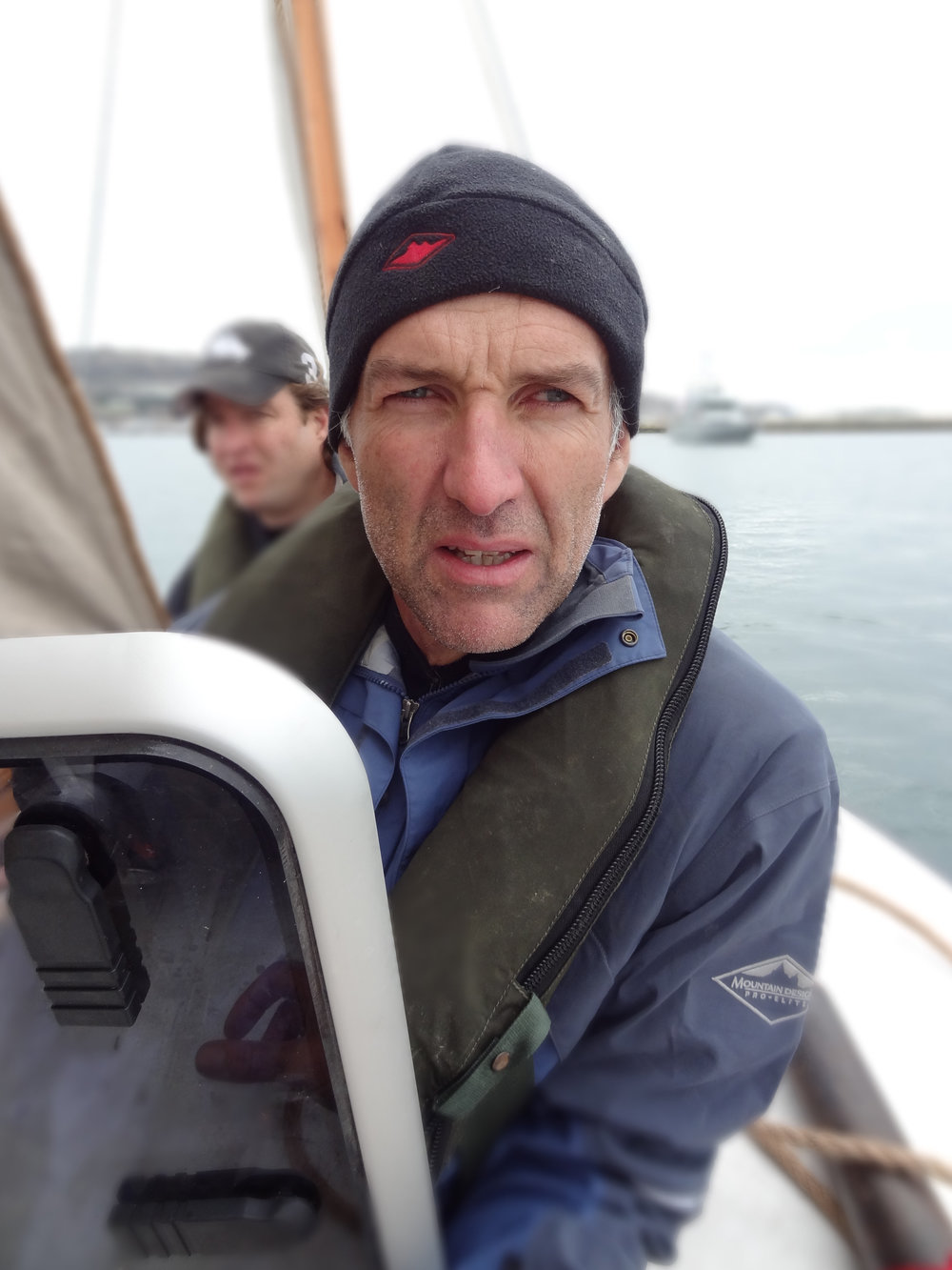 Shackleton Epic expedition leader Tim Jarvis AM on board the Alexandra Shackleton during sea trials.jpg