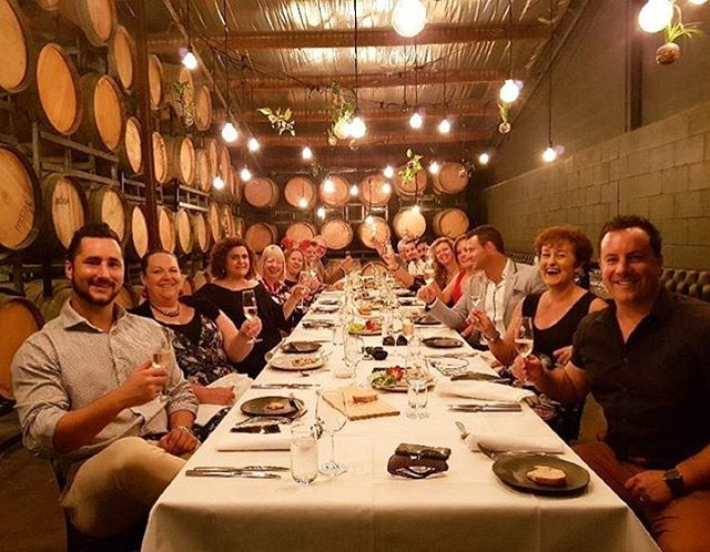 Thinking back on Christmas and what a great event this was. Events are a major part of how people communicate, and allow you to immerse your people in an experience that demonstrates your values. An excellent day at @birdinhandwine #christmas #fbf #adelaide #wineries #colleagues #friends #partners #business