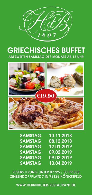 Herrnhuter Restaurant Königsfeld