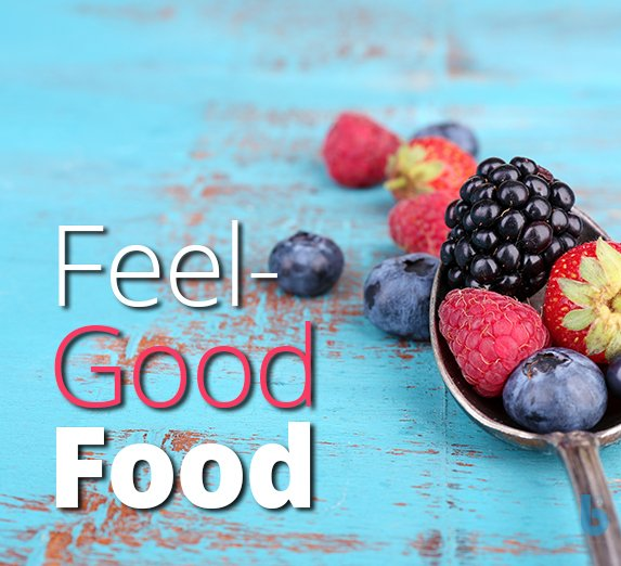 Feel-Good Food    The Best You ,  July 18, 2016  Acclaimed nutritionist Kirsten Hartvig says berries and spices have the power to heal and improve our wellbeing  You are what you eat is a saying that has been with us for centuries, and so it makes absolute sense that eating naturally and seeking goodness from simple, unprocessed foodstuffs is the right way to ensure our bodies get the best benefit.