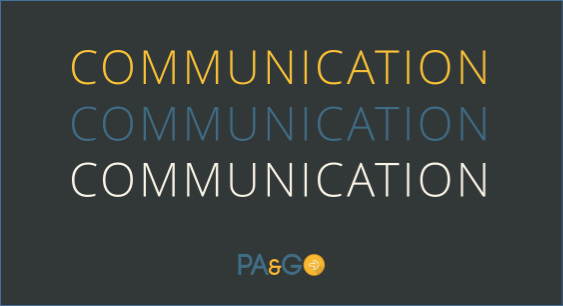 communication pa and go