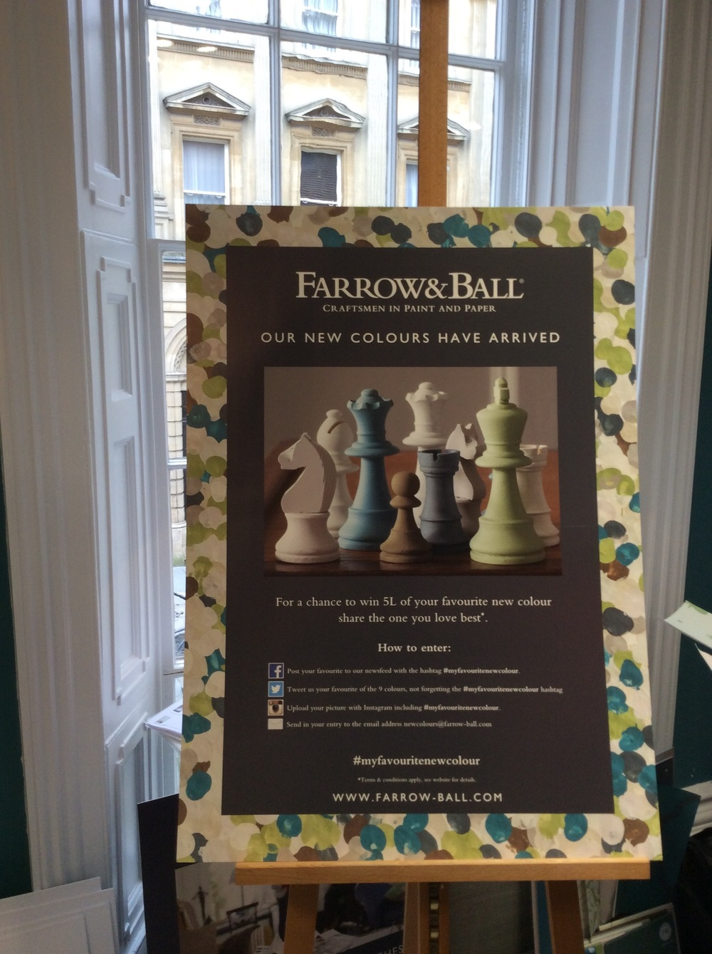 Introducing Farrow & Ball's New 2016 Colour Collection