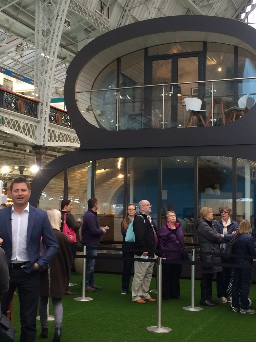 Ideal Home Show London 2016