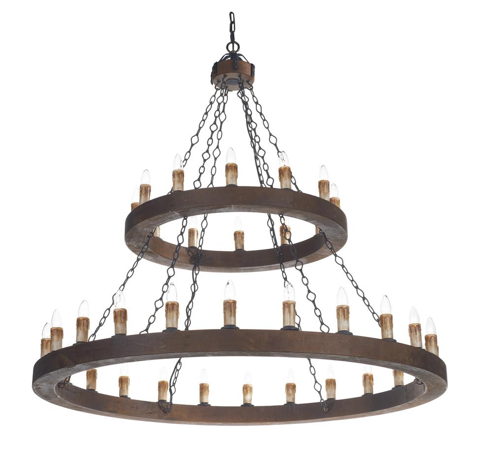 Spotlight on Lighting: Chandeliers