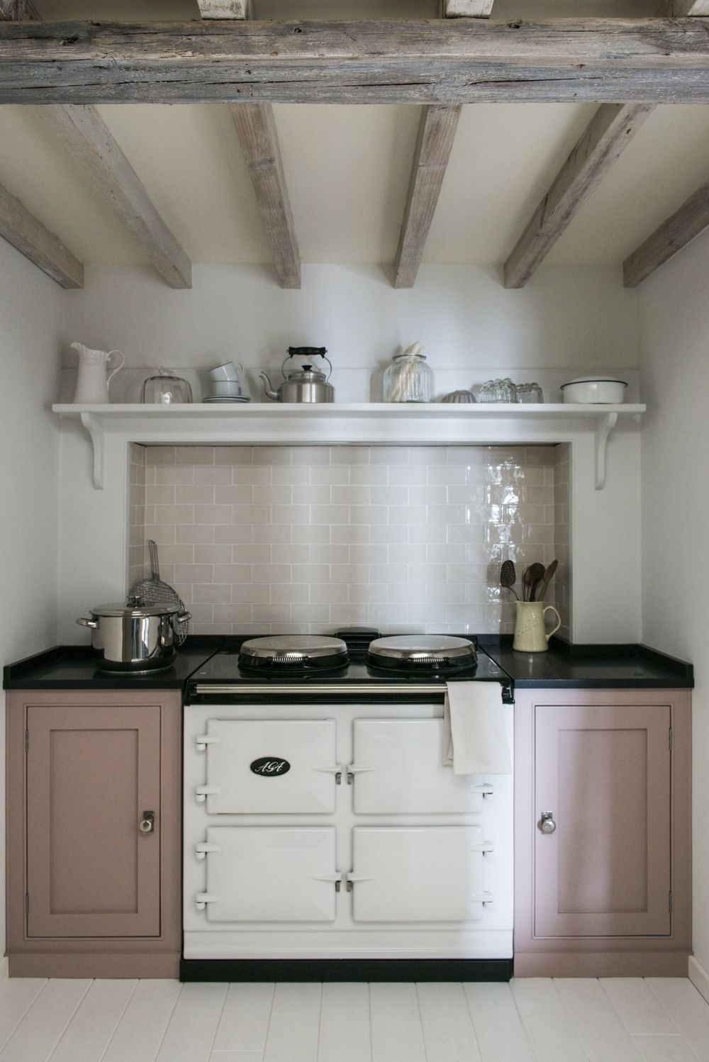 Contemporary Country Kitchens: The AGA