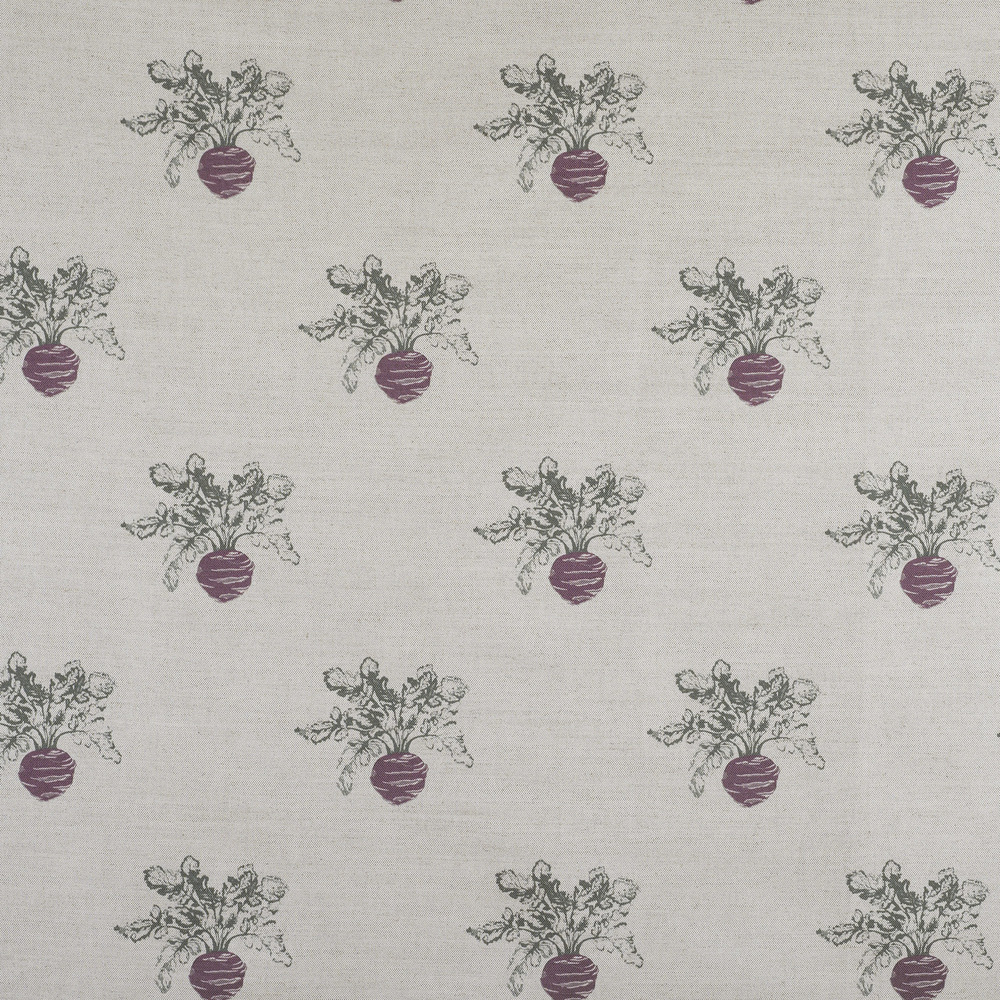 Emily Bond Beetroot Fabric
