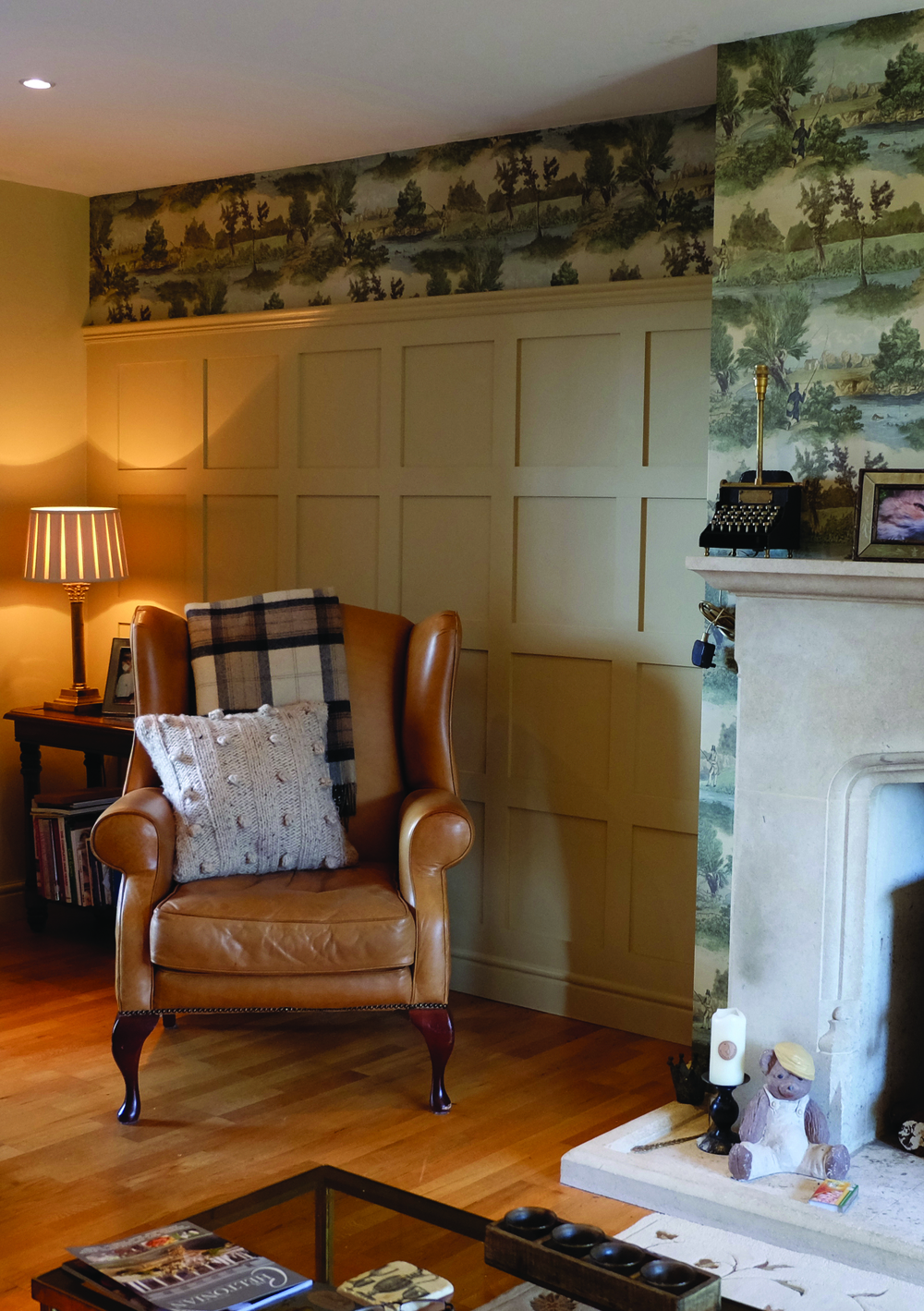 Jacobean Wooden Panelling for your Country Home