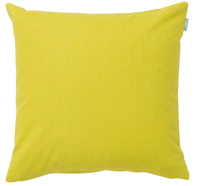 Andshine SpiraKlotz Cushion Cover Lime Yellow