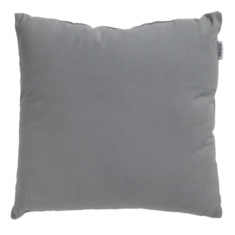 Colours at B and Q Grey Cotton Cushion.jpg