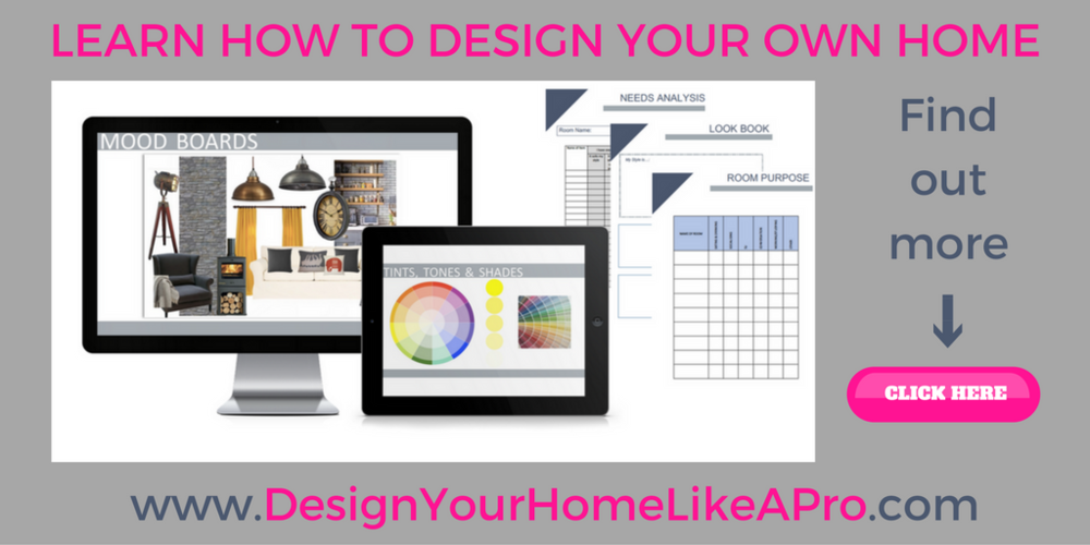 Design Your Home Like a Pro advert