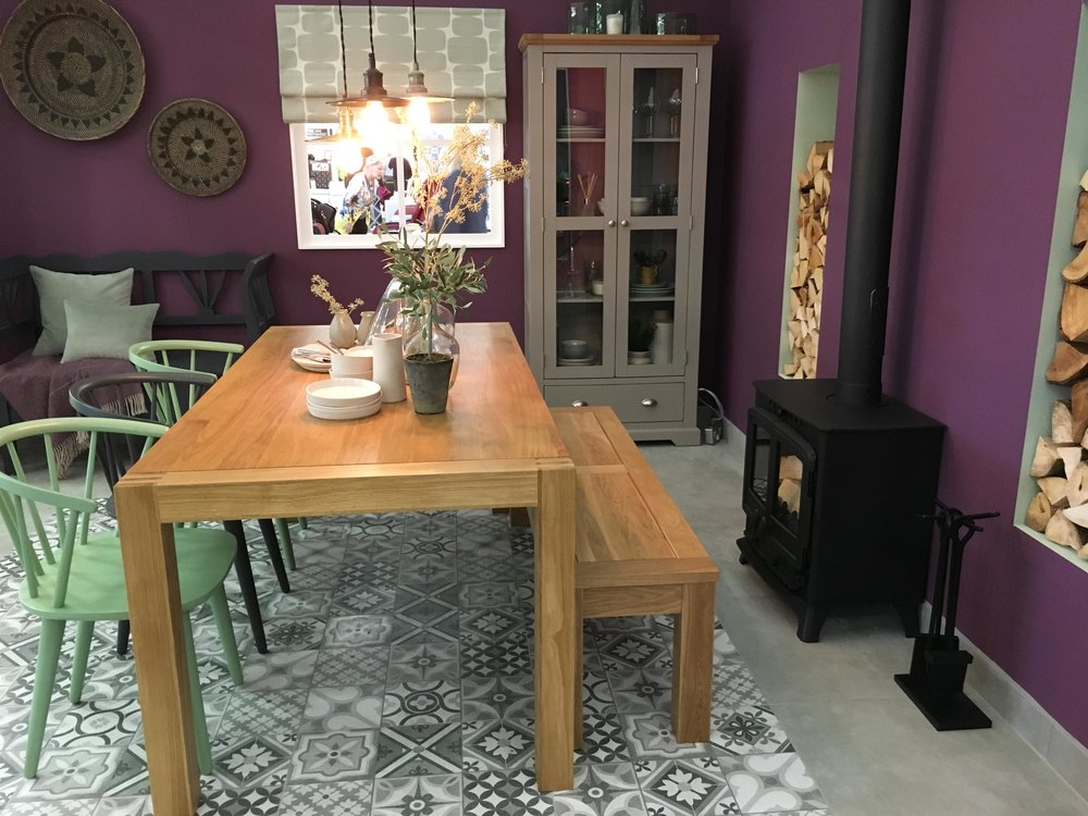 Dining room ideal home show 2017
