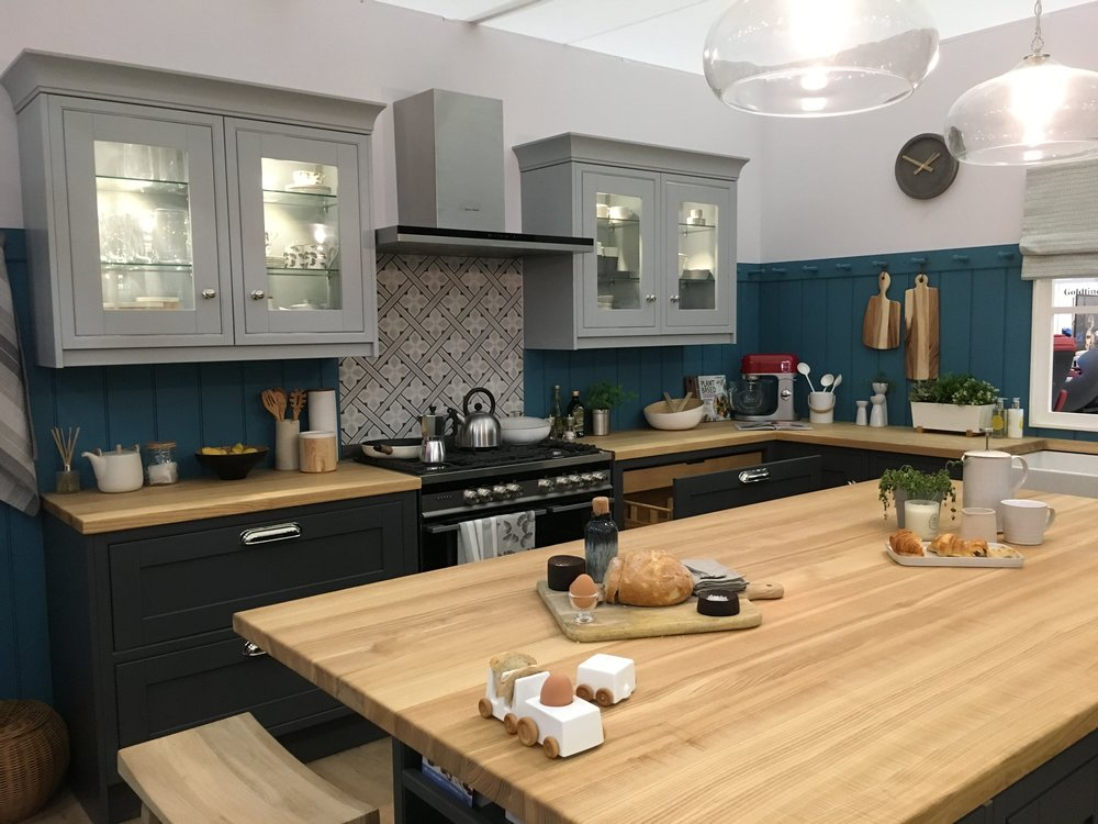 Kitchen Set Ideal Home Show 2017