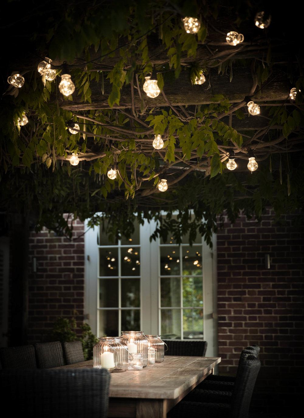 Festoon Lights by Garden Trading