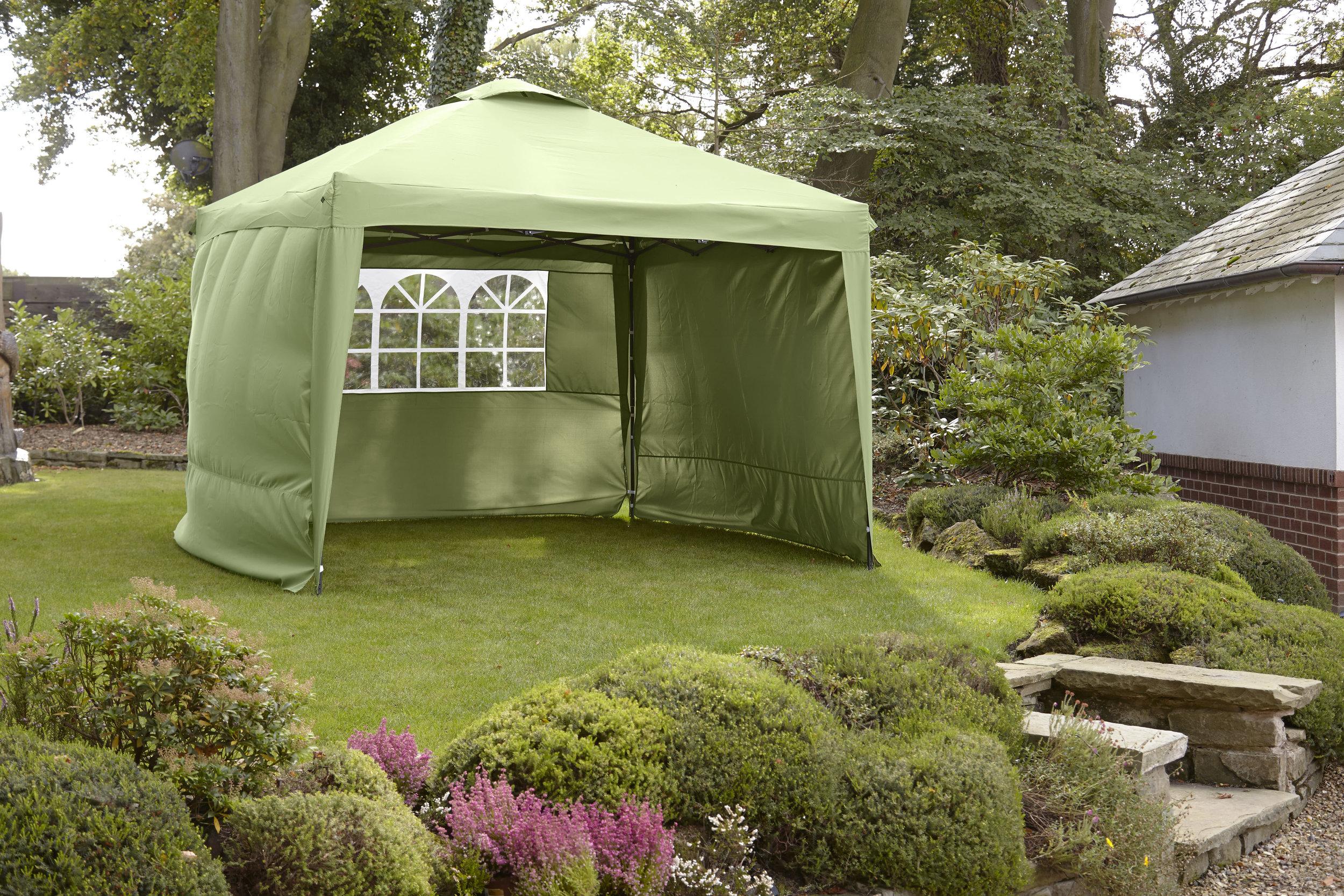 Pop Up Gazebo by  Wyevale Garden Centres