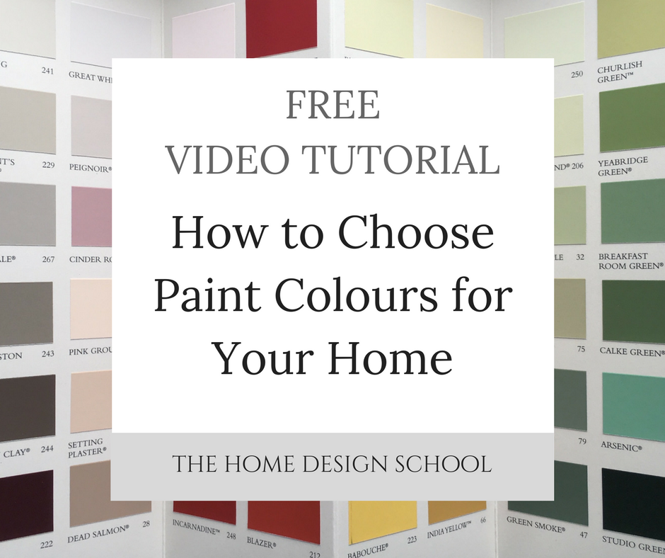 Paint Colour Webinar