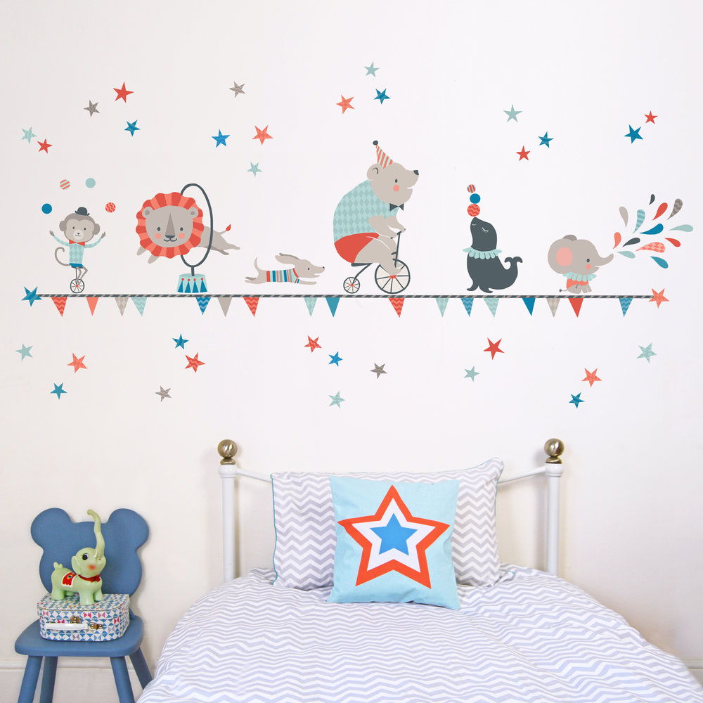 Circus Wall Sticker.jpg