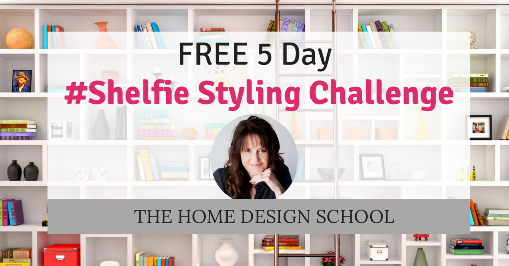 Shelfie Styling Challenge