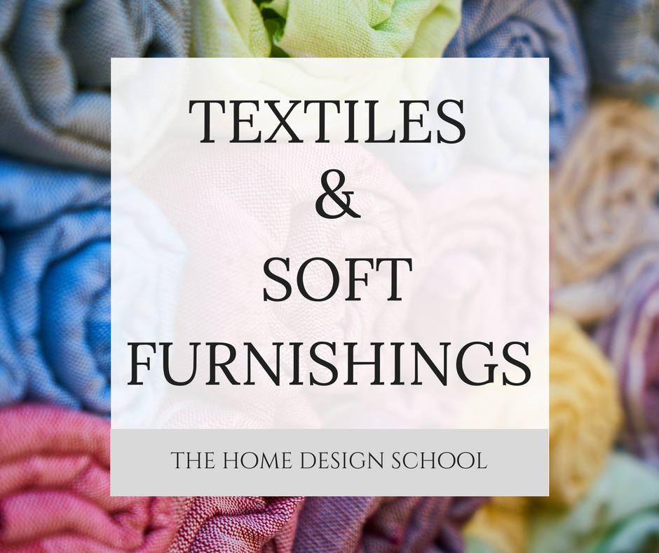 Blog Categories Soft Furnishings & Textiles